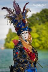 Yvoire - #10 (cedric.chiodini) Tags: canon costume cobra flash carnaval masque yvoire strobist canon5dmkiii strobisme carnavalyvoire