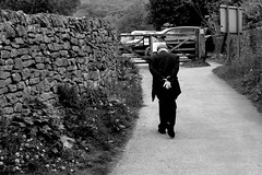 Five (plot19) Tags: street england blackandwhite black english photography blackwhite britain district candid derbyshire peak british castleton plot19