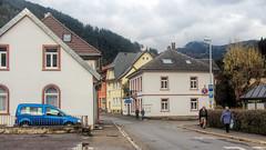 Todtnau (the last don) Tags: street germany town schwarzwald todtnau