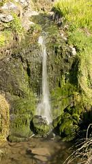 Dunure. Little waterfall (eyesomepics) Tags: water scotland waterfall ayrshire dunure