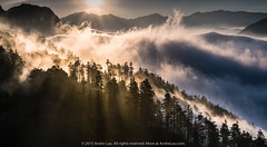 DSC3695-Edit (Andre Luu) Tags: trees sun sunlight mountain mountains tree clouds sunrise sony vietnam rays risingsun mountainlandscape gnd cloudpattern sonya7r