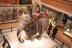 ARMOURED ELEPHANT   INDIAN MHUGAL INDIAN ARMIES (Barrytaxi) Tags: