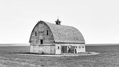 Year After Year... (John Westrock) Tags: blackandwhite abandoned barn rural washington farm pacificnorthwest highkey canonef2470mmf28lusm ritzville canoneos5dmarkiii