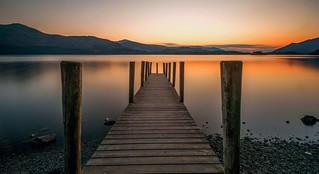 Lake District Pier