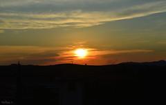 Quarta Sunset 2016 =) (NatiLady) Tags: trip travel sunset brazil sky naturaleza sun mountains minasgerais nature brasil clouds nikon sundown cu mg prdosol nuvens montanhas nikond3200 quartasunset