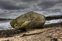 Limekilns 16 April 2016-0136.jpg (JamesPDeans) Tags: old uk man history beach weather clouds digital landscape boats photography for james scotland europe unitedkingdom fife britain sale who decay ships downloads gb finished prints p everything done wreck derelict has licence deans firthofforth limekilns printsforsale forthemanwhohaseverything digitaldownloadsforlicence jamespdeansphotography