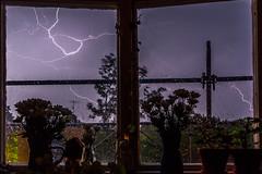 Åska (MagnusBengtsson) Tags: himmel åska blixtar lightning thunder sky thunderstorm summer sommar