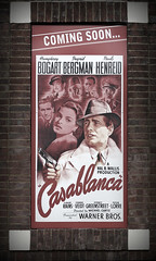 Coming soon... (SteveJM2009) Tags: uk cinema film june poster hampshire casablanca plans newforest regal stevemaskell fordingbridge 2016 hants