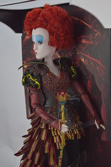 Iracebeth The Red Queen Limited Edition 17'' Doll - Alice Through the Looking Glass - Disney Store Purchase - Deboxing - Covers Removed - Midrange Right Front View (drj1828) Tags: iracebeth alicethroughthelookingglass limitededition us disneystore doll 17inch purchase liveactionfilm theredqueen deboxing