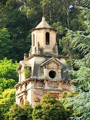 Abandoned sanctuary reclaimed by nature. (Cantabria, Spain) (igrusan) Tags: building church monument nature architecture forest spain woods hermitage sanctuary cantabria