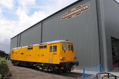"""73 952 """"Janis Kong"""" - Kidderminster (GreenHoover) Tags: severnvalleyrailway svr svrdiesel dieselgala dieselgala2016 diesellocomotive loco locomotive kidderminster networkrail class73 73952 janiskong"""
