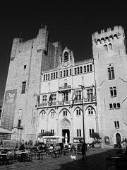 Palais des Archeveques .Mairie de Narbonne (delph.) Tags: monuments aude narbonne