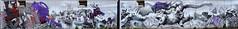 Korse (HBA_JIJO) Tags: urban streetart france art animal monster wall painting graffiti spray peinture mur monstre monstro saintegenevivedesbois paris91 lartauxgants hbajijo art11association