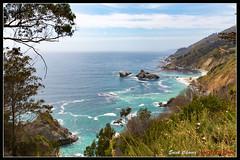 ECP_0785 (e.chavez) Tags: ocean california blue trees west beach nature water cali canon coast big paradise pch beaches sur northern pheiffer 5d3