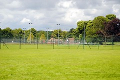 Anyone for tennis in Eltham Park South? (zawtowers) Tags: park 2 green london grass sunshine walking warm walk space exploring south capital sunday relaxing inspired july sunny calm ring tennis serene courts wimbledon stroll section 3rd amble eltham 2016 falconwoodtogrovepark