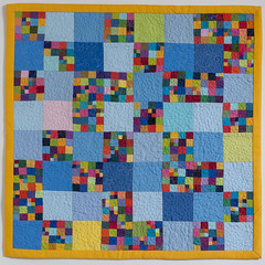 Hope (Lynn Carson Harris) Tags: hope quilt patchwork domesticabuse tinypiecing