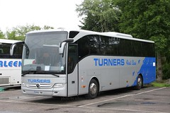 Turners BV16 YNK (johnmorris13) Tags: mercedes coach turners tourismo bv16ynk