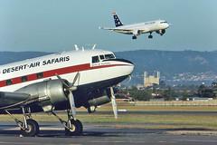 0564 (dannytanner804) Tags: airport desert aircraft air south dick australia international adelaide date douglas reg owner langs safaris 731993 c48b skytraindc3 airportcodeypad vhpwncn1455626001