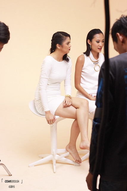 Behind The Scene CloseUp x AsNTM
