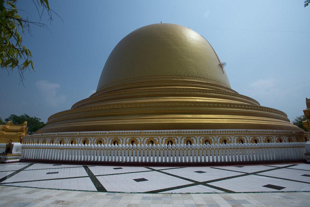 The boob temple
