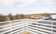 Ringstorpshöjden - april 2015 (utsikt från radhusens terrass)