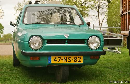 1977 Reliant Robin 850