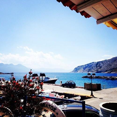 Beautiful Aegina Island #ribcruises #greekisland #summer #sea