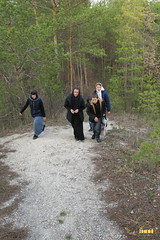 30. Nature walk / Прогулка в лес
