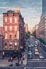 Chelsea (Martín Marilungo) Tags: street newyorkcity urban usa newyork calle chelsea unitedstates manhattan streetphotography highline taxicabs paisajeurbano