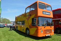 681 FDL681V (PD3.) Tags: uk england bus buses festival truck bristol island open vrt top transport hampshire southern lorry vectis topless trucks isle vr topper wight 681 basingstoke breezer lorries fdl hants thorneycroft fdl681v 681v