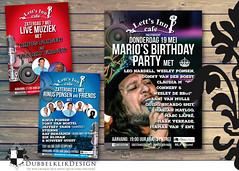 24 lets in mei 2016 (gabrielgs) Tags: party poster logo design graphicdesign flyer event concept vormgeving ontwerp grafischevormgeving gabrielschoutendejel