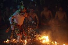 Kecak Dance, Bali (hiroki.N) Tags: bali indonesia dance olympus omd kecak em5