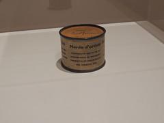 Merda d'artista - Piero Manzoni (1933-1963) - The Moma - New York City - April 2016 (jeanyvesriou1) Tags: newyorkcity contemporaryart midtownmanhattan merdadartista pieromanzoni themoma artistsshit