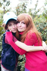 DSC_5148 (XRavenheartPH) Tags: twins couple cosplay brother mabel falls gravity pines cosplayer bro dipper