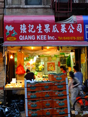 Chinese Grocers (failing_angel) Tags: usa newyork chinatown manhattan ussa mottst 300515 qiangkeeinc