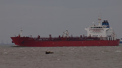 2016_05_0074 (petermit2) Tags: yorkshire tanker oiltanker eastyorkshire spurn spurnpoint spurnhead eastridingofyorkshire eastriding yorkshirewildlifetrust easington ywt humberestuary chemicaltanker perseusn