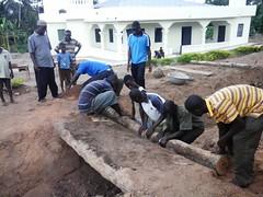 Waqare amal at Tabita before Commissioning of mosque (20) (Ahmadiyya Muslim Youth Ghana) Tags: new amal eastern region mosques youths ahmadi commissioned mka majlis ahmadiyya mkaer khuddamul waqare