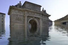 The sunken city (Loris Rizzi) Tags: city water sunken acqua architettura sogno