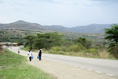 Looking Back North (My photos live here) Tags: africa canon eos uganda equator degrees 1000d