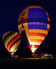 Glow (Daveyal_photostream) Tags: nightphotography usa motion beautiful beauty night america fun amazing movement nikon raw glow aircraft pa handheld ballons hotairballoons d600 nikor awesomeshots mycamerabag anawesomeshot mygearandme meandmygear soniagallery
