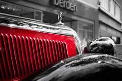 Mercedes-Benz (Matt H. Imaging) Tags: matthimaging mercedes benz car selectivecoloring selectivecolouring sony slt sonyalpha slta55v a55 sal35f18 depthoffield