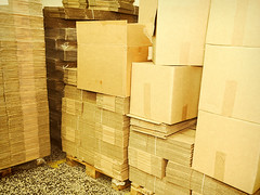 Piles of cardboard boxes (Mihai Pintilie) Tags: balance box brown cardboard carton compartment crammed delivery distribution environment equilibrium estate fragile freight heap high label mail merchandise moving office package packaging packing parcel pile real receive removal rendering room send shape shipping stack stock stockpile stockpiling storage threedimensional transportation warehouse ambalage millboard bunker reservoir storehouse depot repertory