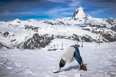 _DSC3671 (andrewlorenzlong) Tags: switzerland sam swiss gornergrat zermatt matterhorn pilates