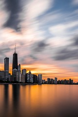 Olive Park #2 (MAREKsEyes) Tags: longexposure 2 chicago us illinois unitedstates chicagolakefront miltonleeolivepark
