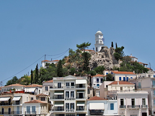 Poros and the Clock Tower