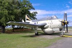 XL502 Fairey Gannet AEW.3 Royal Navy (Grumman G1159) Tags: fairey gannet royalnavy elvington yorkshireairmuseum aew3 849nas faireygannetaew3 egyk xl502 gbmyp