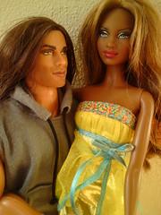 Alexander and Vanessa (Larafan3) Tags: 2003 ken barbie tango alexander basics 2010 raider judedeveraux model8 mbili