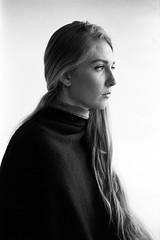 Aurora (stevenxuex) Tags: bw 35mm kodak trix grain minimal d76 portraiture pdx pnca leicam2 2016 stevenxue aurorabodenhamer
