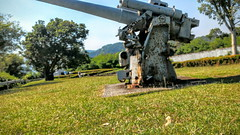 (169) Mortar - armament weapon ruins valor ww2 WWII world war two philippines kevin chavez (Kev Chavez) Tags: enjoyinglife travel random kevinchavez explore hobby hobbyist takingphotos adventure lifestyle leisure scenic goodlife explorer magicmoments corregidor
