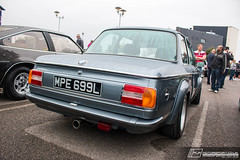 Cars and Coffee Liverpool June 2016